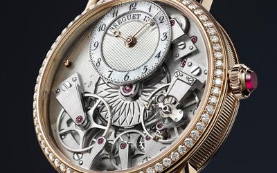 寶璣全新Tradition傳世系列Dame腕表