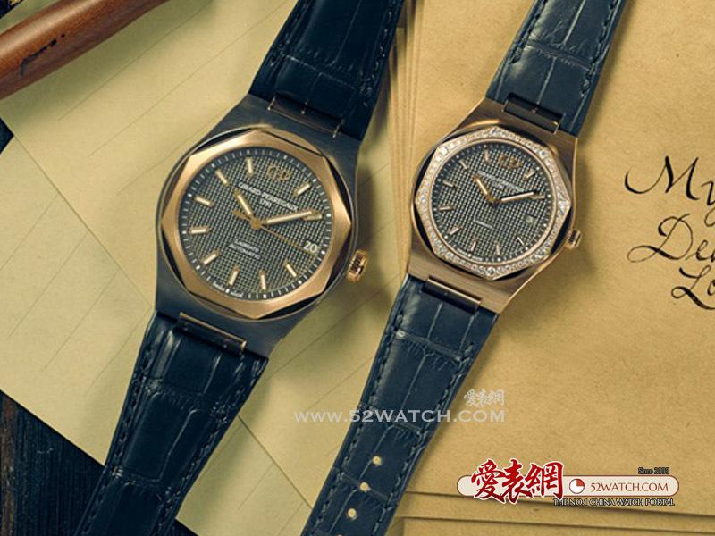 GP芝柏表Laureato桂冠系列产品线全曝光