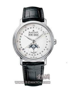 宝珀 BlancpainVilleret(6263-1127A-55)手表报价资料