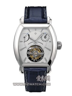 Vacheron Constantin马耳他 Malte铂金酒桶形陀飞轮腕表(30066/001P-9293)手表报价资料