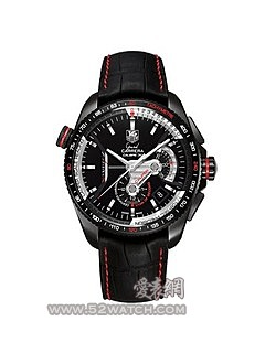 Grand Carrera Calibre 36 RS Caliper Automatic Chronograph