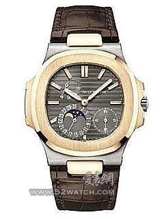 百达翡丽 Patek Phillipe5712GR-001(5712GR-001)手表报价资料