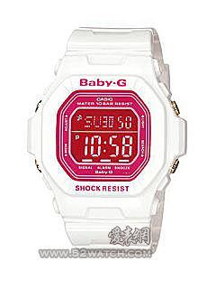 卡西欧 CasioBG-5601SW-7D(BG-5601SW-7D)手表报价资料