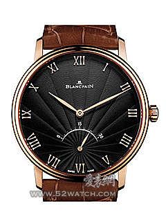 宝珀 Blancpain6653-3630-55B(6653-3630-55B)手表报价资料