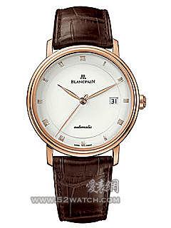 宝珀 Blancpain6223-3642-55B(6223-3642-55B)手表报价资料