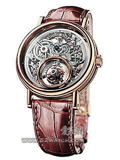 宝玑 Breguet5335BR/42/9W6(5335BR/42/9W6)手表报价资料