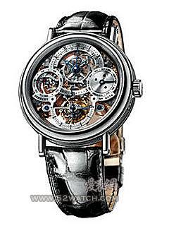 宝玑 Breguet3755PR/1E/9V6(3755PR/1E/9V6)手表报价资料