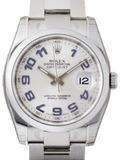 劳力士116200-63600银盘(116200-63600银盘)手表报价资料