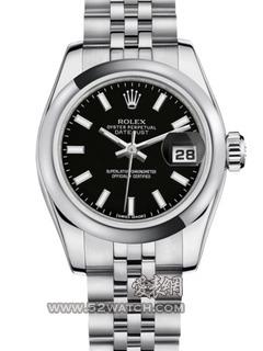 Rolex179160 黑盤數字時標(179160 黑盤數字時標)手表報價資料