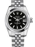 勞力士179160 黑盤數字時標(179160 黑盤數字時標)手表報價資料