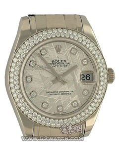Rolex81339密鑲鉆石(81339密鑲鉆石)手表報價資料