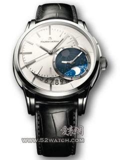 艾美 Maurice LacroixPT6118-SS001-130(PT6118-SS001-130)手表报价资料