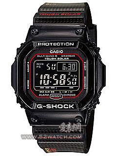 卡西欧 CasioGW-S5600B-1D(GW-S5600B-1D)手表报价资料