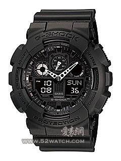 卡西欧 CasioGA-100-1A1D(GA-100-1A1D)手表报价资料