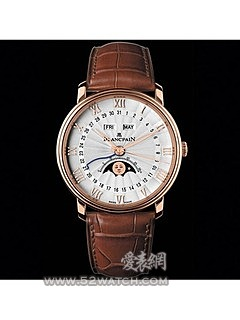 宝珀 BlancpainVilleret(6664-3642-55B)手表报价资料