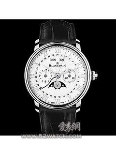 宝珀 BlancpainVilleret(6685-1127-55B)手表报价资料